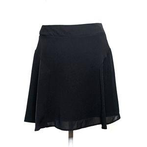 Jella Couture Above Knee Black Circle Skat…